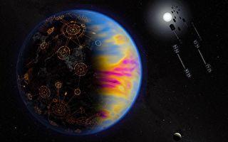 NASA新研究:探测大气污染 寻找外星生命