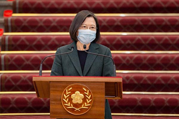 美国政权更迭 蔡英文:台美关系持续稳健发展