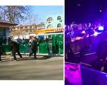 【一線採訪】藁城醫院隔離者怒拆圍欄反抗