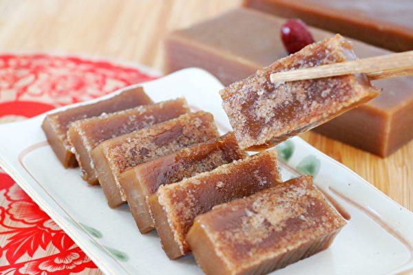 【美食天堂】蔗糖年糕做法~美味香滑Q彈