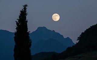 科学家:月亮的阴晴圆缺会影响睡眠