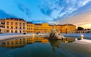 奥匈帝国哈布斯堡家族的夏季行宫:美泉宫