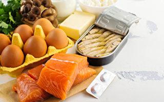 補充維生素D可增加身體第一線的免疫力。(Shutterstock)