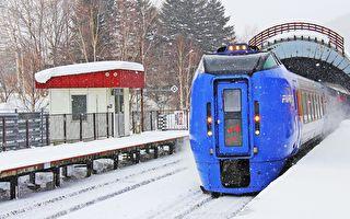 日本北海道大雪 11人受困列车近八小时