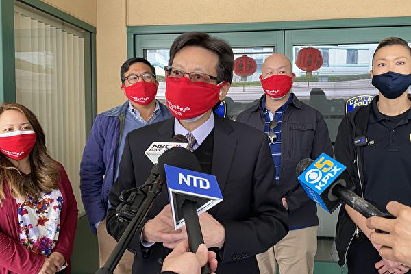 關切奧克蘭開槍嚇退劫匪者 民眾談華裔如何自保