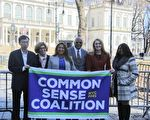 民主黨7候選人組「常識聯盟」 提以「常理意識」解決紐約市難題