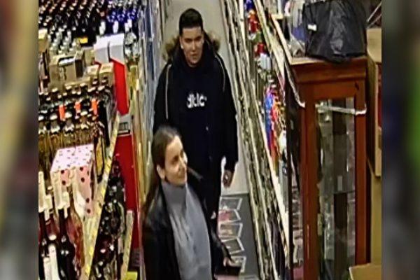 嫌犯不戴口罩入店  法拉盛華人酒莊遭竊