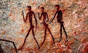 《转法轮》提及的史前文明案例:远古壁画