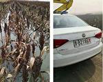九万亩良田被淹 黑龙江富裕县村民变赤贫