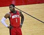 NBA沃尔挂5个蛋 火箭11连败