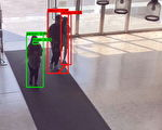 电脑视觉防疫系统  长庚人工智慧研究中心开发