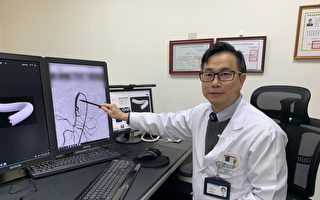 腸子也會中風 醫師重建血管救命