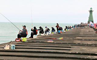 首届全国友善钓鱼比赛 落实海洋国家名号
