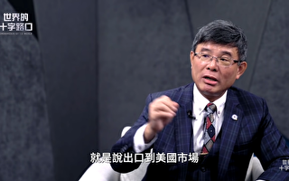 台學者:現在經濟情況有泡沫但沒有通膨