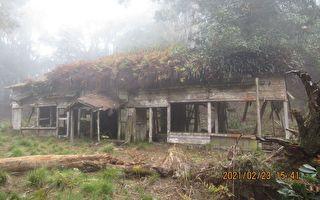 風倒木重壓太魯那斯駐在所 玉管處入山搶救