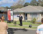 墨尔本房产拍卖中位价创新高 达101万澳元