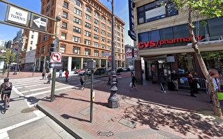 旧金山又有华裔老人被打 袭击者反遭回击送医