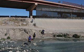美2月非法越境者剧增 被捕人数破10万