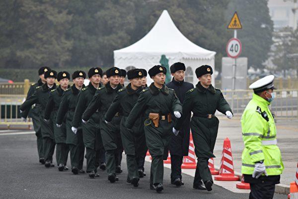 中共兩會將開 明起北京長安街路段實行管控