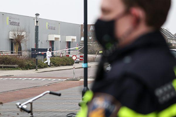 荷蘭病毒測試中心發生爆炸 警方:蓄意襲擊