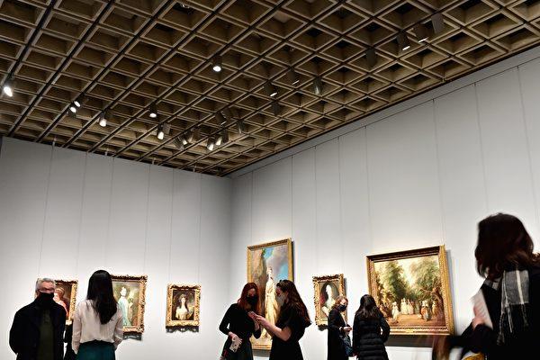 組圖:紐約弗里克收藏館搬新址 3月18日開放