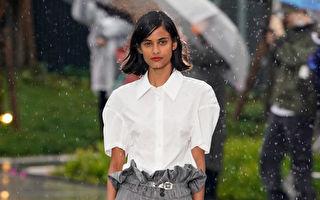 一件衬衫9款穿法 小资女日常穿搭不再单调
