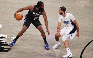 NBA:哈登單核帶隊 獨行俠終結籃網八連勝