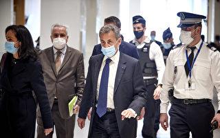 法國前總統薩科齊貪腐罪名成立 獲三年刑期