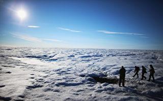 格陵蘭島冰蓋下發現植物化石