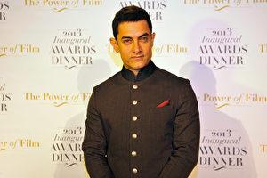 有「印度劉德華」之稱的寶萊塢巨星阿米爾汗(Aamir Khan)