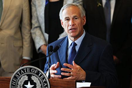 德州州长支持立法 禁止社交媒体言论审查