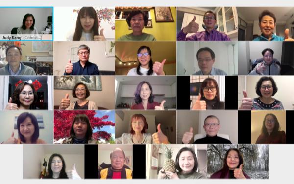 圖:大溫哥華台灣僑界聯合會發起力挺台灣鳳梨活動「台灣的農民我來挺」,收到大溫哥華僑民的熱烈響應。(大溫台灣僑界聯合會提供)