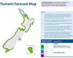 【更新】新西蘭3次強震 海嘯警報解除