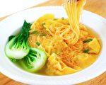 【美食天堂】雲吞湯麵做法~簡單易學!
