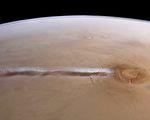 科学家终于破解火星1800公里长怪云谜团