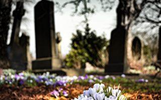 19世纪美国医生怕醒来没人救 坟墓加开天窗