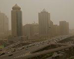 未来十天大陆北方或迎三轮沙尘 波及京津冀