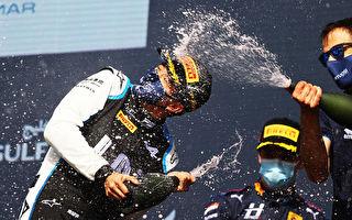 组图:F1揭幕 小汉0.7秒力压维斯塔潘夺冠
