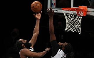 NBA欧文归队、哈登大三元 篮网力克森林狼