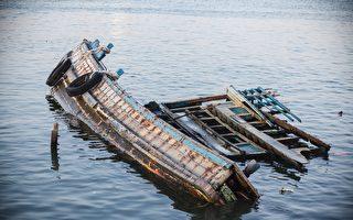 眼见沉船上有4只猫 泰国海军士兵跳海相救