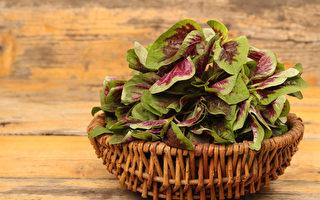 红苋菜营养密度高,铁质是蔬菜中含量最多的。(Shutterstock)
