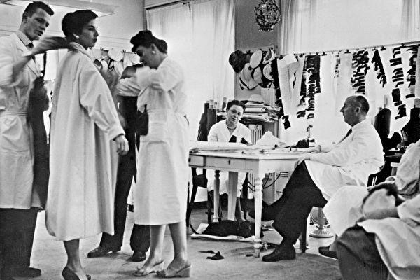 永恒不朽的时尚指标  Dior历任传奇设计师