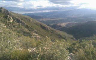 难忘西班牙的山