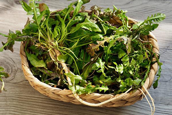 荠菜可以称为野菜之王,它随处可见,不仅味道美,还能入药。(Shutterstock)