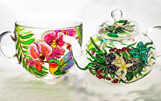 組圖:令人賞心悅目的精美玻璃器皿