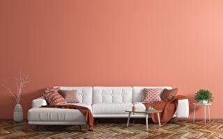 室內設計也流行單色配色 創造趣味與空間感
