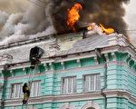 俄醫院突冒大火濃煙 醫生鎮定完成心臟手術
