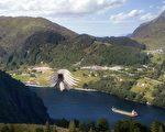 工程奇蹟 挪威將建世界上第一條船舶隧道