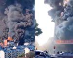 安徽池州商场着火4死2伤 消防通报不提死伤