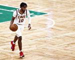 NBA葛兰德攻新高37分 骑士铲平马刺